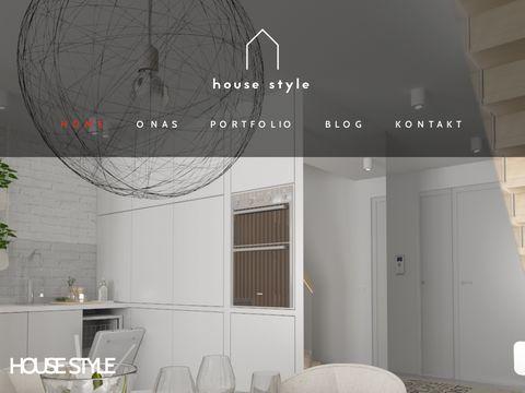 Projektowanie wnętrz mieszkalnych