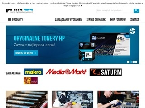 Printex.pl - serwis drukarek