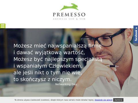 Premesso.pl pozycjonowanie Częstochowa