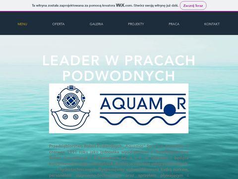 Aquamor spawanie podwodne Gdańsk