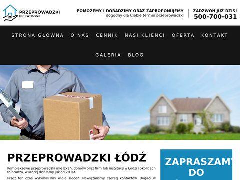 Przeprowadzki.lodz.pl