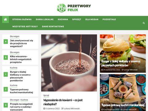 Feliks – sałatki warzywne