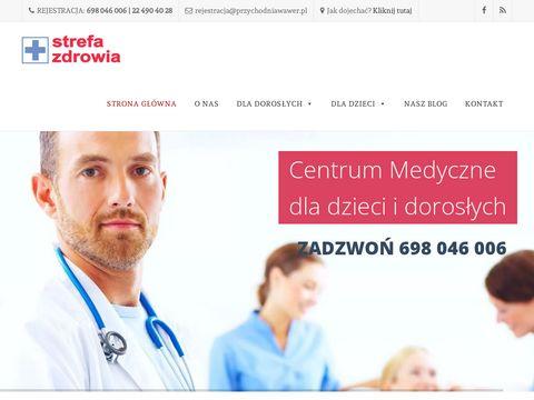 PrzychodniaWawer.pl