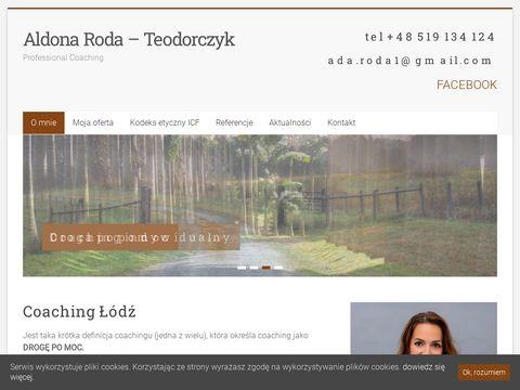 Rodaaldona.com coaching Łódź