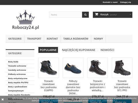 Roboczy24.pl sklep