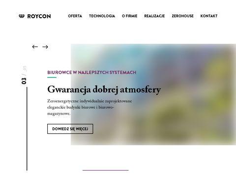 Roycon wyburzenia obiektów przemysłowych