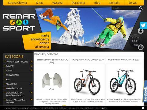 Remar Sport rowery Kross