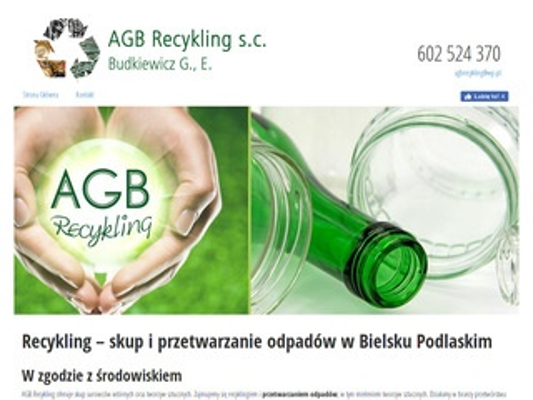 AGB Recykling Bielsk podlaski