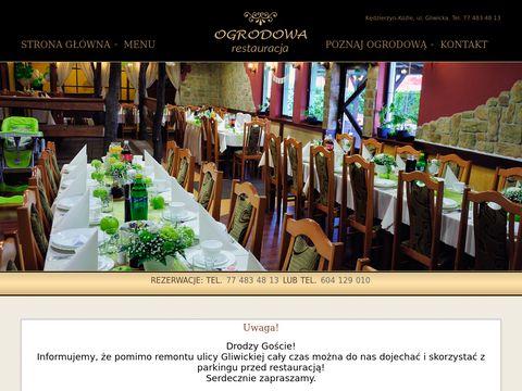 Restauracjaogrodowa.pl dania z wieprzowiny