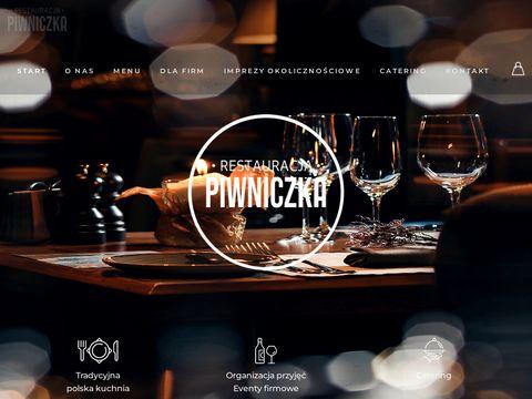 Restauracja-piwniczka.pl