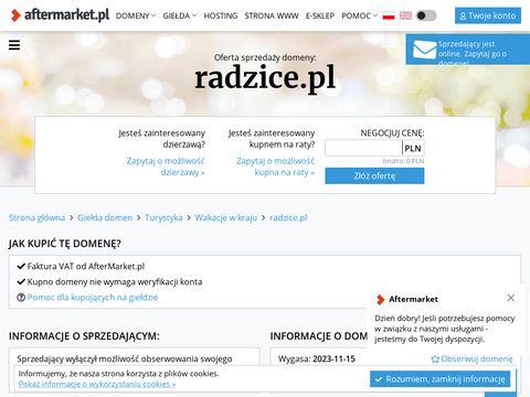 Radzice.pl Przetwory owocowo-warzywne
