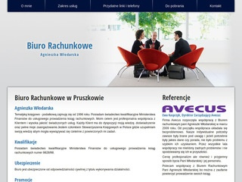 Rachunkowepruszkow.pl - biuro rachunkowe