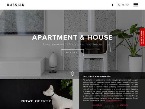 Russjan.com - luksusowe domy i apartamenty