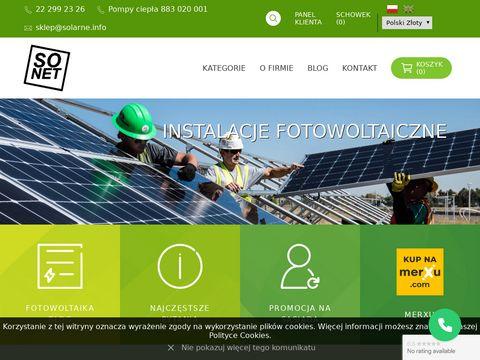 Solarne.info inwerter fotowoltaiczny