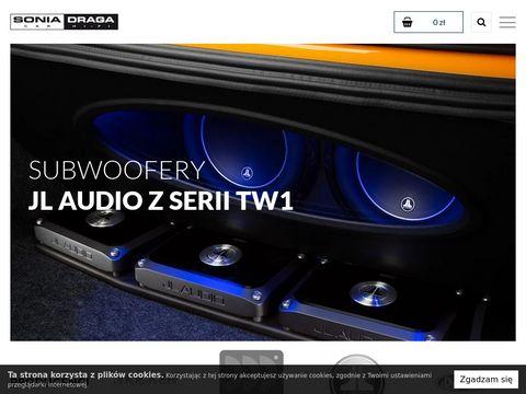 Soniadraga.com.pl radia do samochodu