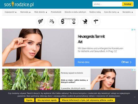 Sosrodzice.pl - ciąża bez tajemnic