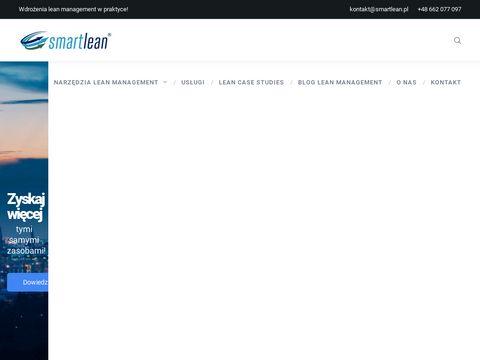 Smartlean.pl szkolenia