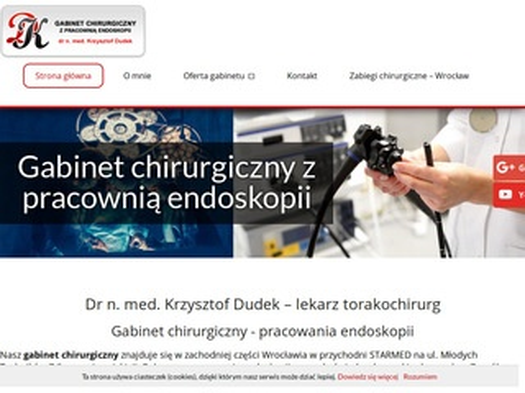Skopia.pl torakochirurg Wrocław