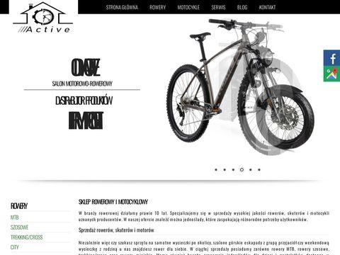 Ogród-Dom s.c. rowery Kraków