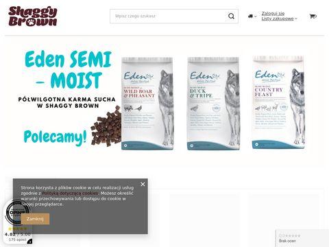 Akcesoria zoologiczne - ShaggyBrown.pl