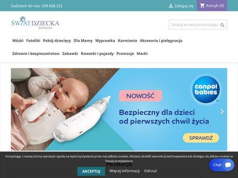 Sdkrak.pl Świat Dziecka wózki bliźniacze