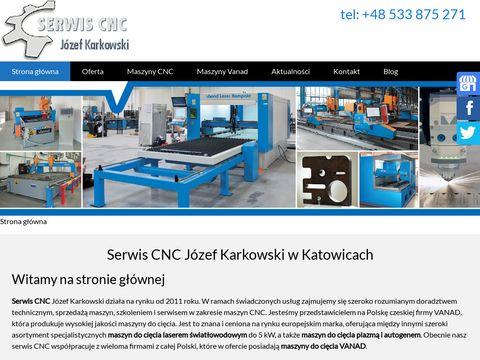 Serwiscnc.katowice.pl