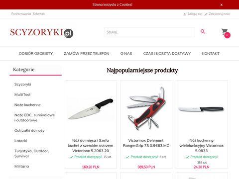 Scyzoryki Warszawa