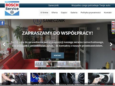 BS Sanecznik mechanik samochodowy Rydułtowy