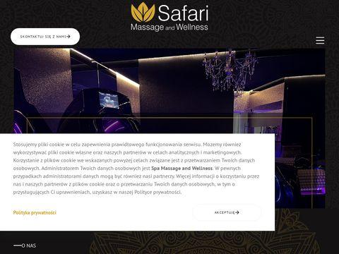 Safari-wellness.pl spa Katowice