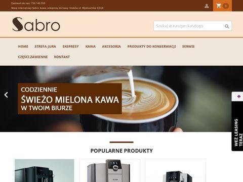 Sabro.com.pl - ekspresy Jura