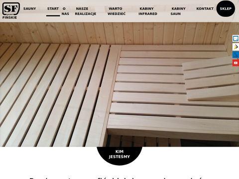 SF Piotr Jankowski budowa sauny