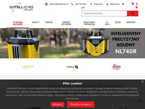 Satell-Cad niwelator laserowy