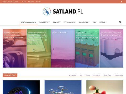 Satland akcesoria do tabletów Kraków