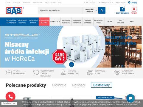 Sas24.pl urządzenia gastronomiczne
