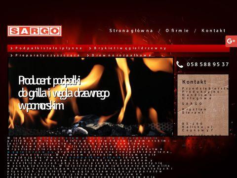 Sargo.pl - węgiel drzewny
