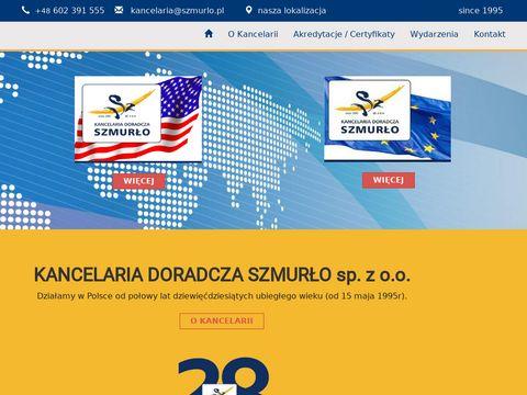 Kancelaria Doradcza Szmurło Sp. z o.o. wizy do USA