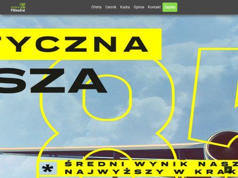 Szkolap2.pl matematyka Kraków - korepetycje
