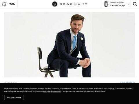 Szarmant.pl męski styl