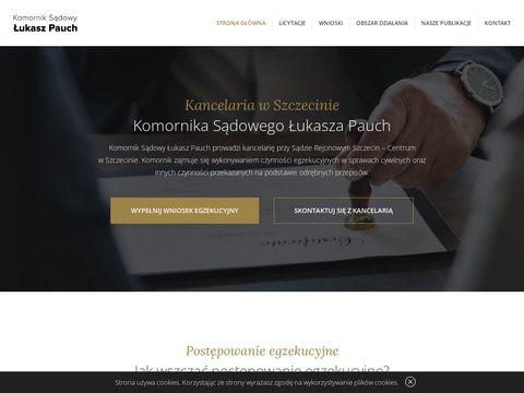 Szczecinskikomornik.pl - centrum Łukasz Pauch