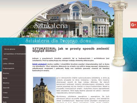 ENPS konserwacja sztukaterii Szczecin