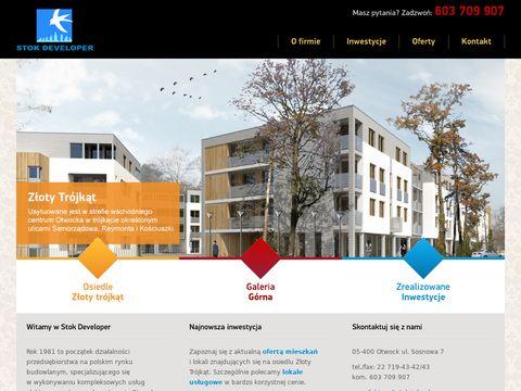 Stok.info.pl nieruchomości