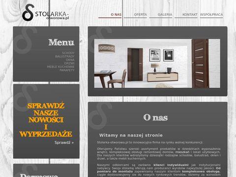 Stolarka - Otworowa - Drzwi Szczecin