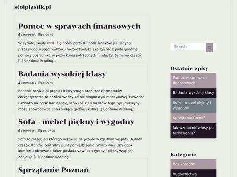 Stolplastik Wałcz Okna PCV Kołobrzeg