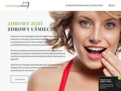 Stomatologia-kaniut.pl