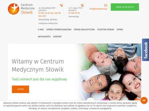 Stomatologia-kaszubska.pl stomatolog Szczecin