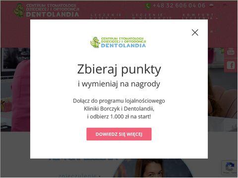 Stomatologia dziecięca aparat na zęby
