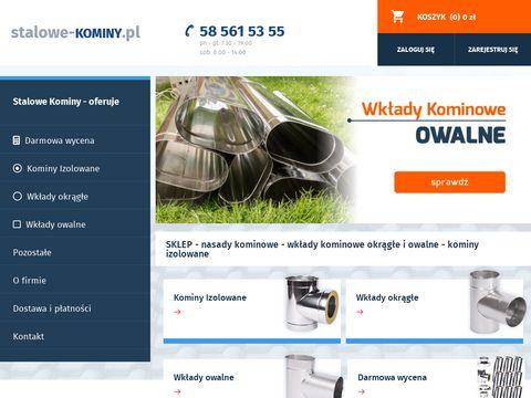 Stalowe-kominy.pl
