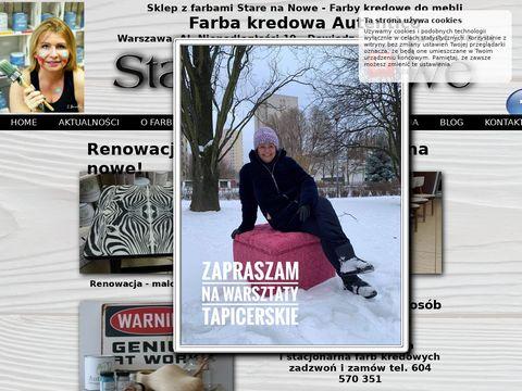 Starenanowe.pl - farby kredowe