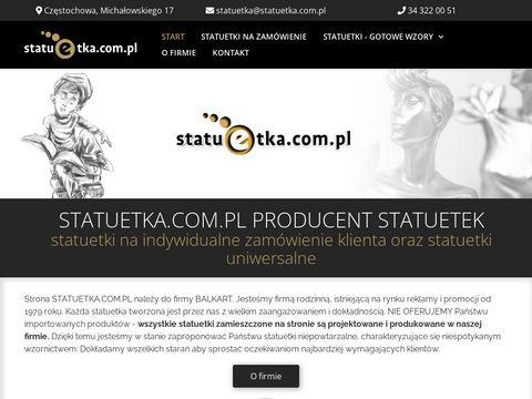 Statuetka.com.pl producent statuetek