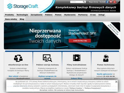 Stc-polska.pl backup system do ochrony danych